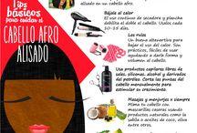 Cabello afro
