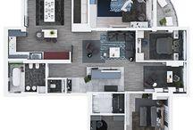 Inspiration: Floor Plans / 0