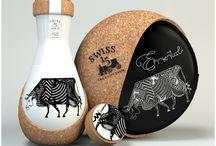 Dairy packaging design