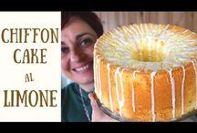 chiffon cake fatto in casa da Benedetta