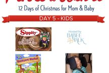 Baby & Kids Gift Ideas / by Rachel Huber