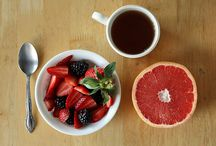 Healthy foods / Foods that I should eat, must eat, and will eat to become a healthier person. / by MooeyAndFriends