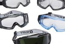 Lunettes-Masques de Sécurité / Lunettes-Masques de Sécurité Scott Safety