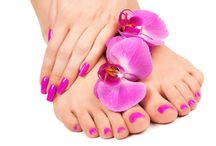 """Pedicure services At """"Refied Day Spa"""" / If you are looking Pedicure services in following area south Florida, Coral Springs, Boca Raton."""