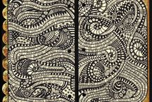 Dat Zentangle ding