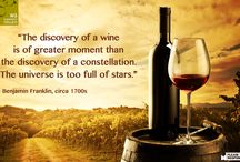 Wine Quotes / Wine quotes from world leaders and influential celebrities.