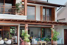 Fachada Casas