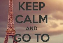 Paris, je t'aime!  / by Tatiana