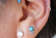 Dreamy piercings