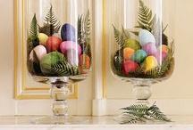 decoração de  Natal e Páscoa
