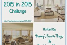 2015 in 2015 Challenge / Are YOU up for the 2015 challenge? What challenge? The challenge to get rid of 2015 things from your home. Clutter, storage, garage stuff, old toys, old clothing that doesn't fit, etc!   Ramblings of Mama and Mommy's Favorite Things be sharing photos from people, posts from bloggers, even provide some printable checklists!  http://www.facebook.com/groups/2015in2015  Let's ALL make 2015 a great year by living a little lighter, eh? / by Michelle Bowman