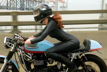 Cafe racers / Classic cafe racers