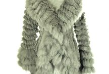 knitted fur