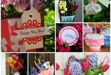 May Day Baskets / by Lisa Doudney