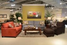 Chairs / Chairs create excellent accent pieces and creates extra seating for family, friends, and guest.