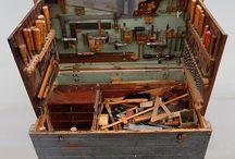 carpenter tool chest