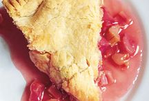 Pies and fruit desserts