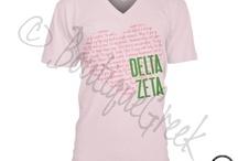 Delta Zeta / by Elisabeth Lane