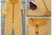 Mine strikkeprosjekt