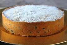 Love   Cakes, Quick Breads, & Muffins / Single layer cakes (with or without frosting), quick breads (sweet or savory), and muffins