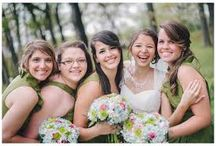 Bridal Party / Wedding, bridal party