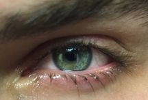 Grees eyes