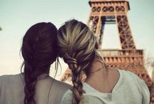 Blonde & Brunette Best Friend Quotes