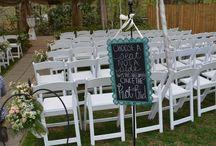 Chalkboard Ideas / Sweet Sayings for Weddings / by Four Oaks Manor