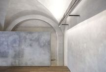 C3 Lab / Interior / c3-lab in Via Ugo Foscolo, Florence, is a multifunctional space created by Claudio Nardi Architects: workshop, theatre and exhibition space.