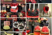 Moulin rouge party ideas