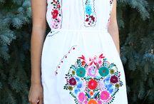 meksikolainen mekko