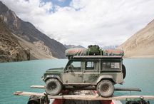 WildMobiles / Some of the coolest ways to get you there and back