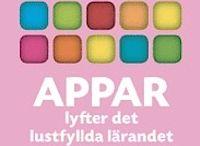 Litteratur om lärplatta/surfplatta & appar