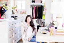 25 Fabulous Fashion Blogger Closets