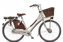 Damskie rowery miejskie elektryczne / Z dnia na dzień coraz bardziej popularne za sprawą wygody i komfortu jakie niesie podróż na takim rowerze.