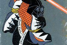 A long time ago in a galaxy far, far away... / Star Wars sick stuff