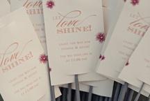 other wedding extras / by Jenny Nagy