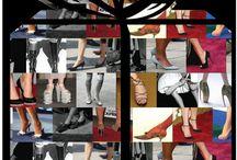 Fashion Icons / Fashion icons and their dressing sense through the decades