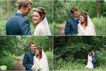 Back garden wedding inspiration / Inspiration for couples having a wedding reception in a garden or outdoors.
