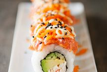 Sushi / My pregnancy cravings will have to wait.  / by Erika Will