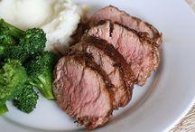 Beef, Lamb, Pork, Seafood