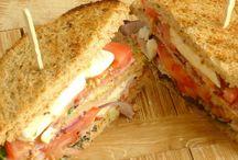 Sandwich / Club sandwich