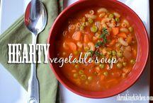 Healthy Soups!