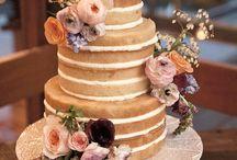Freda's wedding cake