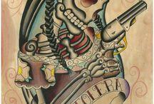 tatuajes / by Rai Leon