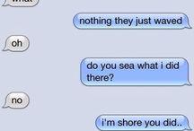Funny texts!
