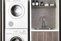 Washer and dryer / by Januarymama