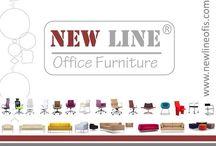 New Line Ofis Mobilyaları / www.newlineofis.com