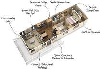 2E - 3D Floor plans