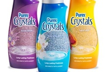 My Purex Favorites / I love Purex products because I always know they are going to work the first time I use them.  They get out stains better than any other product I've tried. / by Janel Freeman